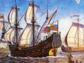 Руссо матросо - 450 лет. Наши корабли наводили ужас на врага задолго до Петра Великого