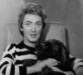 Игорь Старыгин (фото с собакой) (начало 90 - х прошлого века)