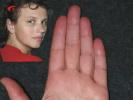 Гадание по руке - Линия сердца