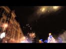 Карловы Вары. Новогодний салют 2014.
