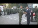 Пятой Донецкой мотострелковой бригаде присвоено имя первого Главы ДНР Александра Захарченко
