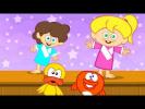 Песни и мультфильмы для детей.Одевайся сам. Лучшие друзья.