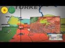 23 февраля 2018. Военная обстановка в Сирии. Курды передали сирийской армии часть районов Алеппо.