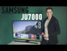 Телевизор Samsung UE48JU7000: народный 4K