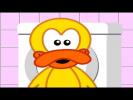Песни и мультфильмы для детей: Лучшие друзья. Бегом в туалет!