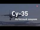 Небесный хищник: новейший истребитель ВКС Су-35 за 60 секунд
