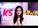 MWC 2016: Lenovo Vibe K5 plus