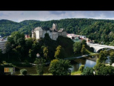 Karlovy Vary Region from Air - Air Showreel 2 M STUDI