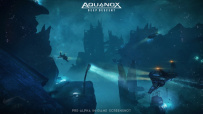 Превью Aquanox: Deep Descent. Губит не пиво