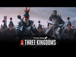 Total War: THREE KINGDOMS | ANNOUNCEMENT CINEMATIC