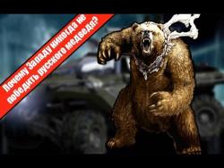 Почему Западу никогда не победить русского медведя?