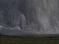 Гигантское извержение  - С точки зрения науки