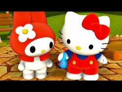 Мультики для девочек приключения Хелло Китти (Hello Kitty). Счастливого дня Земли!