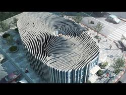 Самые красивые и необычные здания, офисы в мире! Топ 10