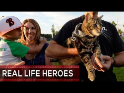REAL LIFE HEROES: Part 8 | Faith in Humanity Restored | Good People