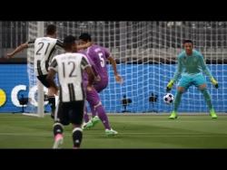FIFA 17 JUVENTUS vs REAL MADRID - Full Gameplay + Penalties
