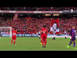 "Liverpool F.C. & 95,000 Australian fans sing ""You'll Never Walk Alone"" FULL Dolby MCG July 24,2013"