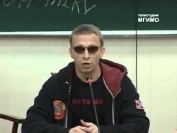 Легендарная лекция Ивана Охлобыстина в МГИМО!