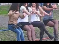 Кавказские девушки  в своем стиле