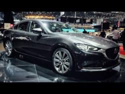 CAMRY ОТДЫХАЕТ? НОВАЯ Mazda 6. Первые впечатления