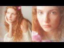 Работы Вивьен Мок по женски легки, воздушны и романтичны