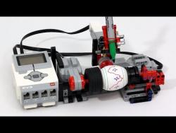 Для занятых и ленивых: как разукрасить пасхальные яйца с помощью робота