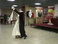 """Танцевальный дуэт """"Венеция"""". Вальс."""