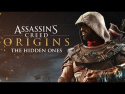 Assassin's Creed Origins | The Hidden Ones DLC Launch Trailer