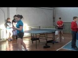 Чемпионат Ивановской области по настольному теннису