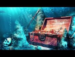 Сокровища затонувших кораблей