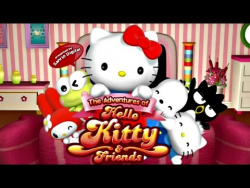 Мультики для девочек Хелло Китти (Hello Kitty). Приключения Китти и её друзей.