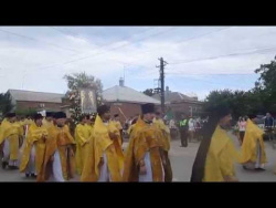 Крестный ход 20.06.2014