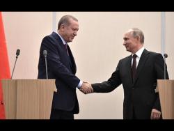 Заявления для прессы по итогам российско-турецких переговоров