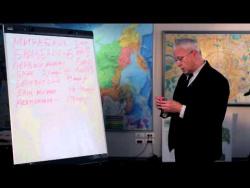 Лекция о глобальной коррупции в банковской системе