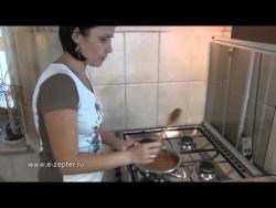 Ирис - Видео рецепт
