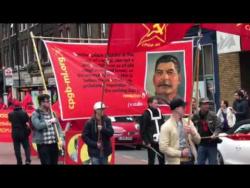 Провокация KGB в Лондоне