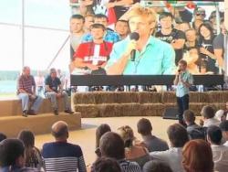 Встреча с участниками форума «Селигер--2012»