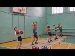 Толчок, младшие мальчики в Приволжске 24.04.2016 г.