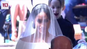 Свадьба принца Гарри и Меган Маркл за 5 минут! The wedding of Prince Harry and Meghan in 5 mins