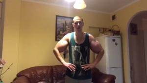 Руки-базуки передаёт привет Ляйсан Утяшевой