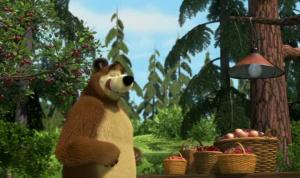Маша и Медведь. 09. День варенья