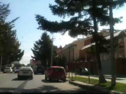 Новосибирск летом, прогулка по городу.