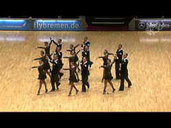 DUET Perm, RUS | 2014 World Formation Latin | DanceSport Total