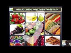 САМЫЕ ОПАСНЫЕ продукты питания!!! Важно знать !!!
