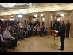 Ответы на вопросы журналистов по итогам визита в Италию