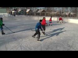 Хоккей в Пучеже