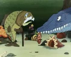 Ух ты, говорящая рыба!