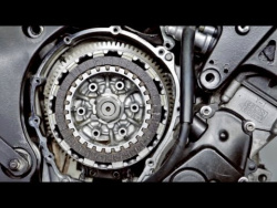 Замена Дисков Сцепления на Мотоцикле