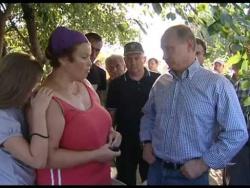 Встреча с жителями Крымска