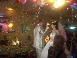 первый свадебный танец Михаила и Ксюши